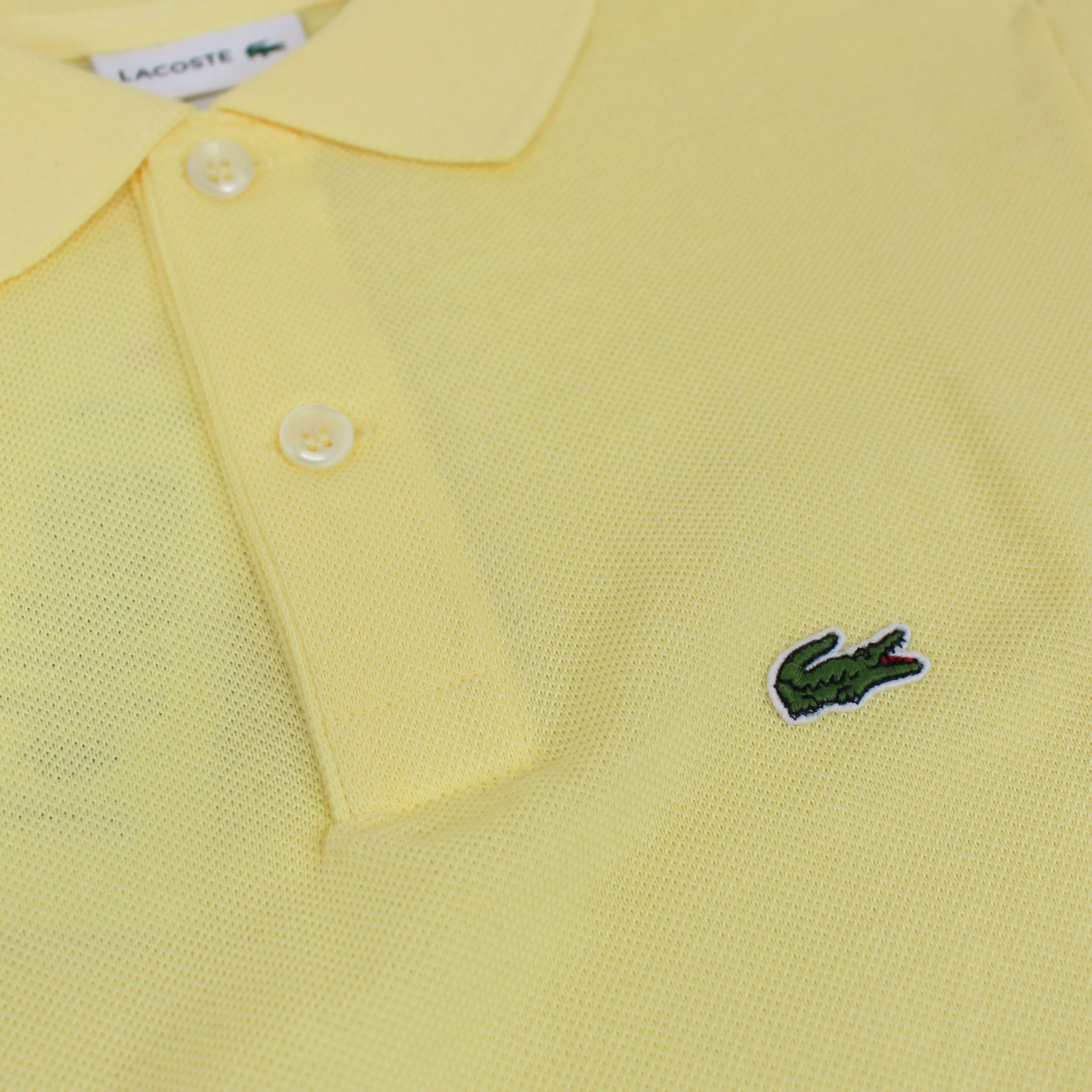 d2ebdc8f7f 2 button cotton polo shirt
