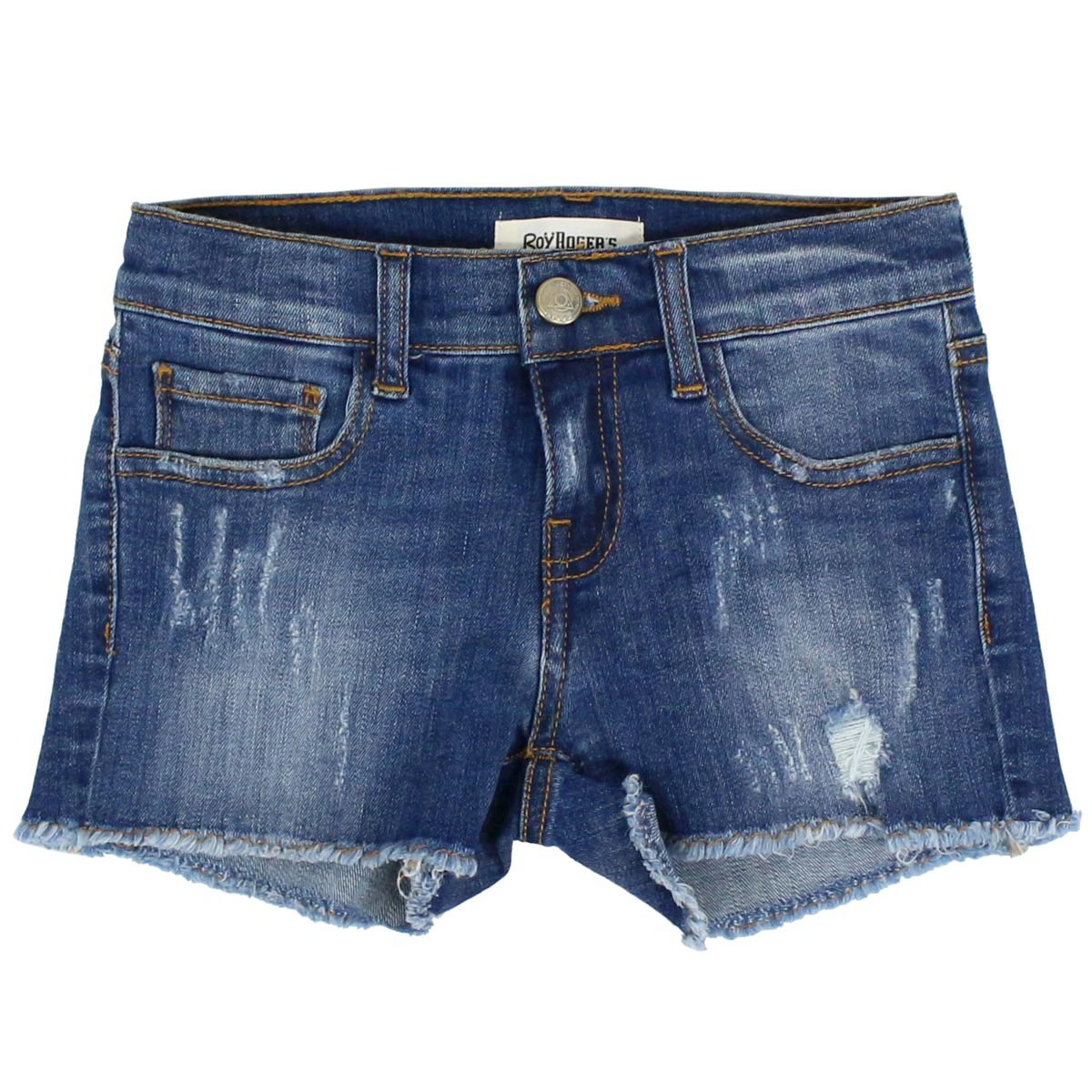 Short Bry Edge Medium denim ROY ROGER'S