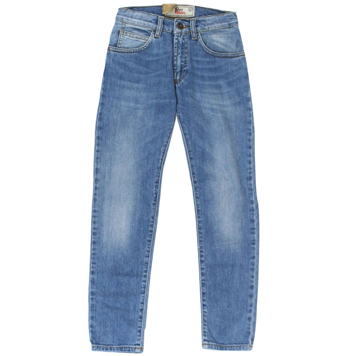 Emanuele Zeus jeans Medium denim ROY ROGER'S