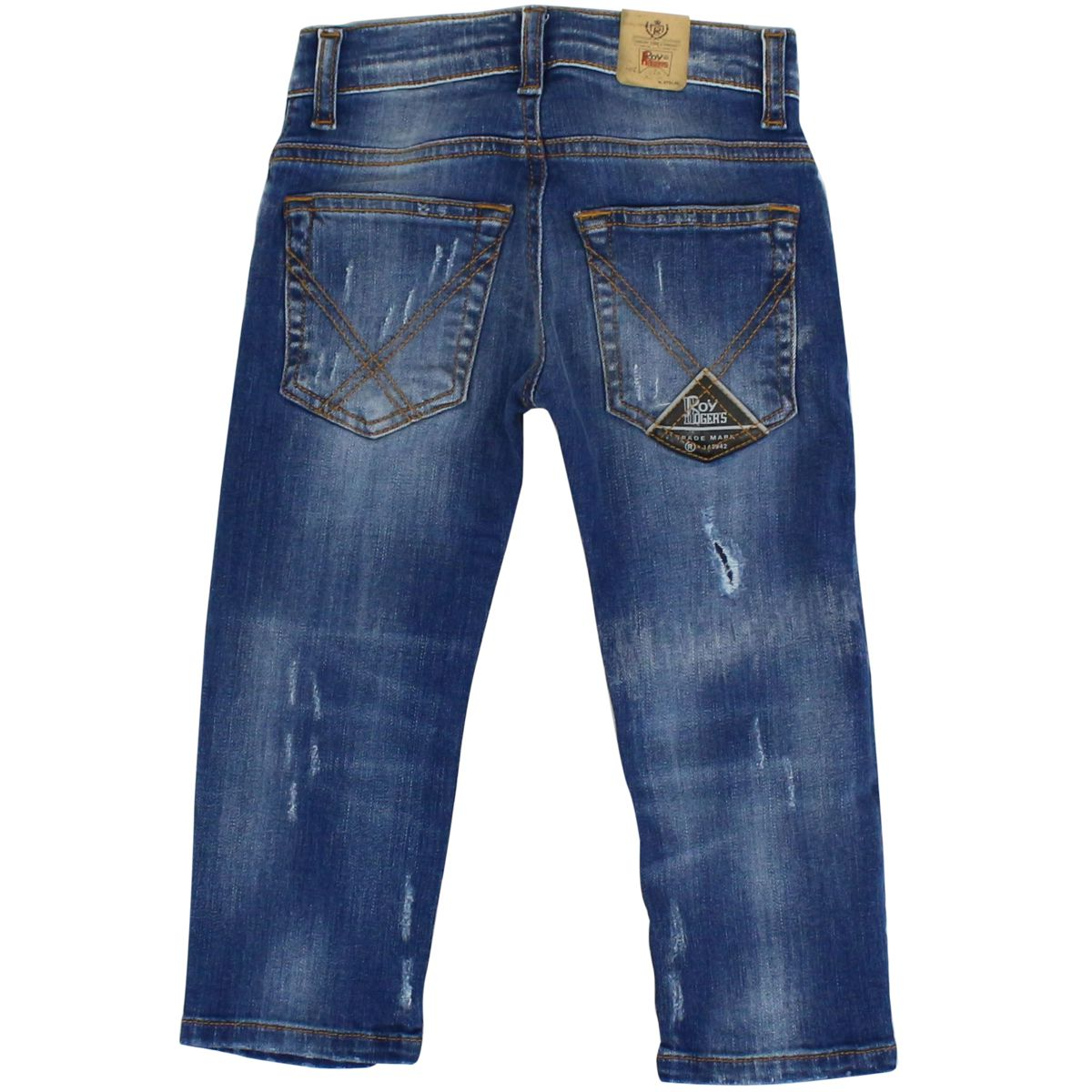 Jeans Emanuele Arwen Medium denim Roy Roger's