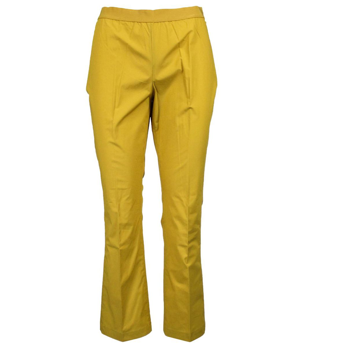 Trousers with elasticated waist and side zip Honey Twin-Set