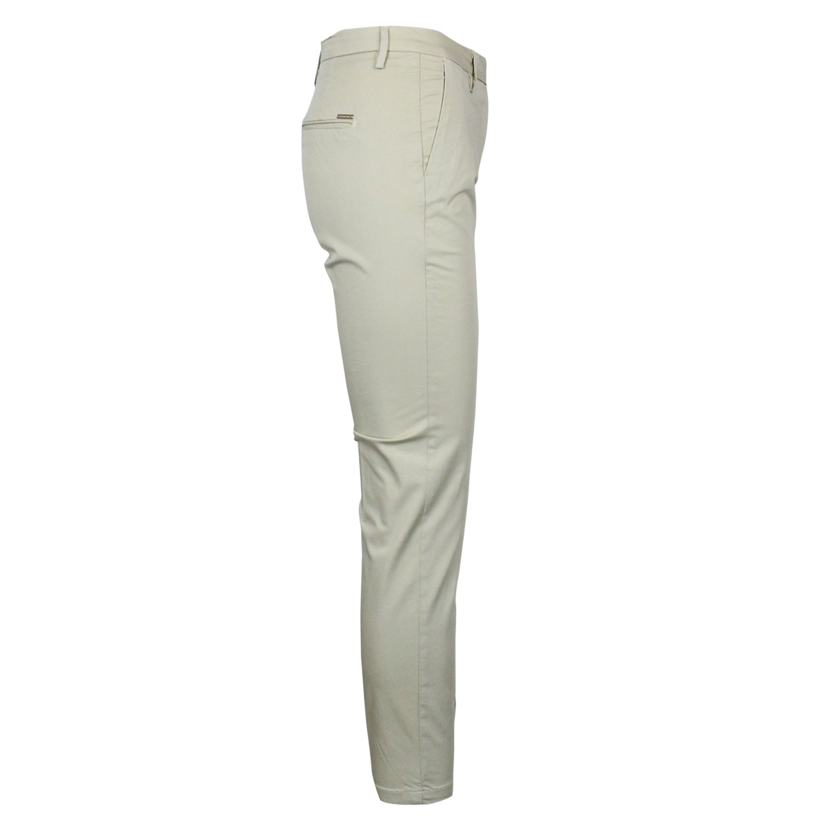 Cotton trousers with america pockets Beige MICHAEL COAL