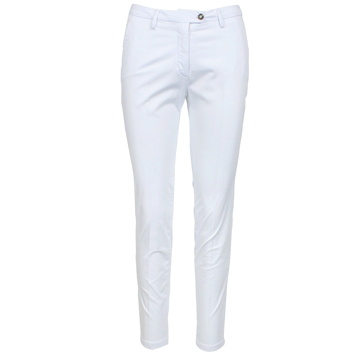 Cotton trousers with america pockets White MICHAEL COAL