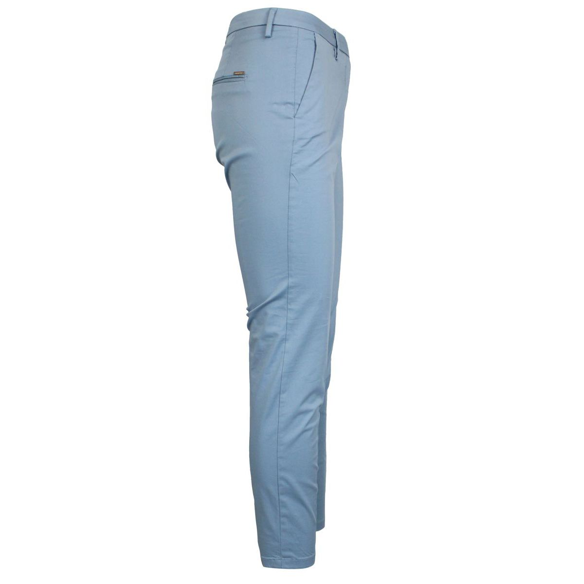 Cotton trousers with america pockets Sugar paper MICHAEL COAL