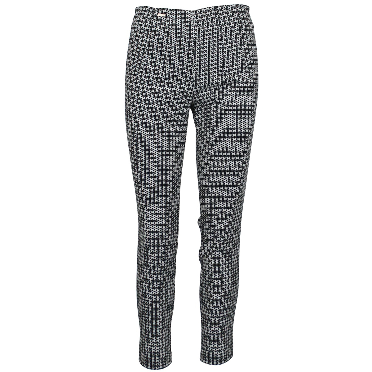 Judy trousers 3388 Blue fantasy MICHAEL COAL
