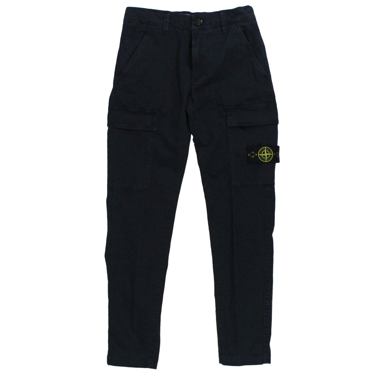 Slim-fit cargo pants Blue Stone Island