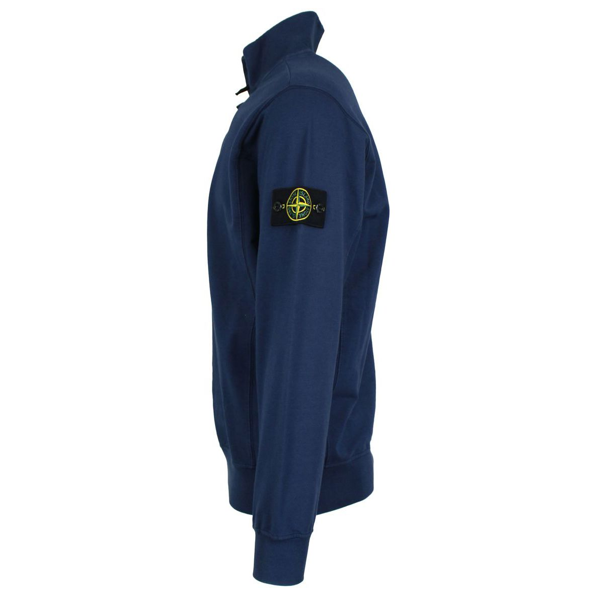 Half-zip sweater Blue Stone Island