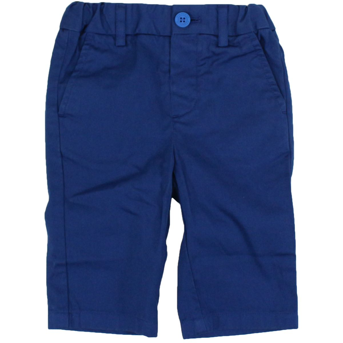 Cotton shorts Blue Burberry