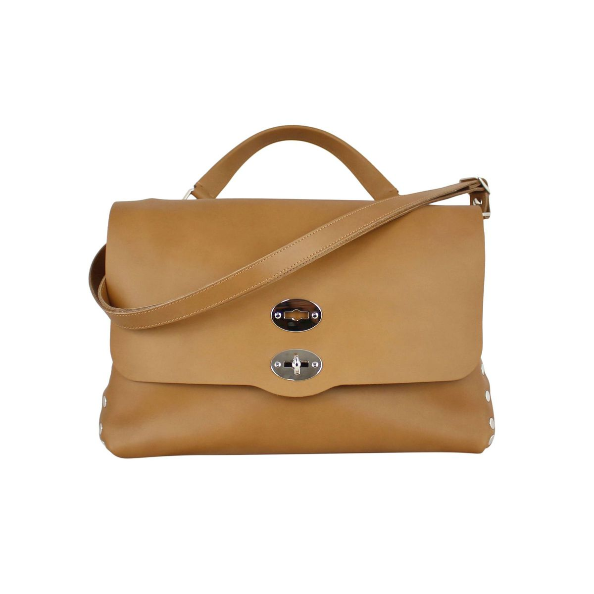 Postina M in Original Silk leather Cuba Zanellato