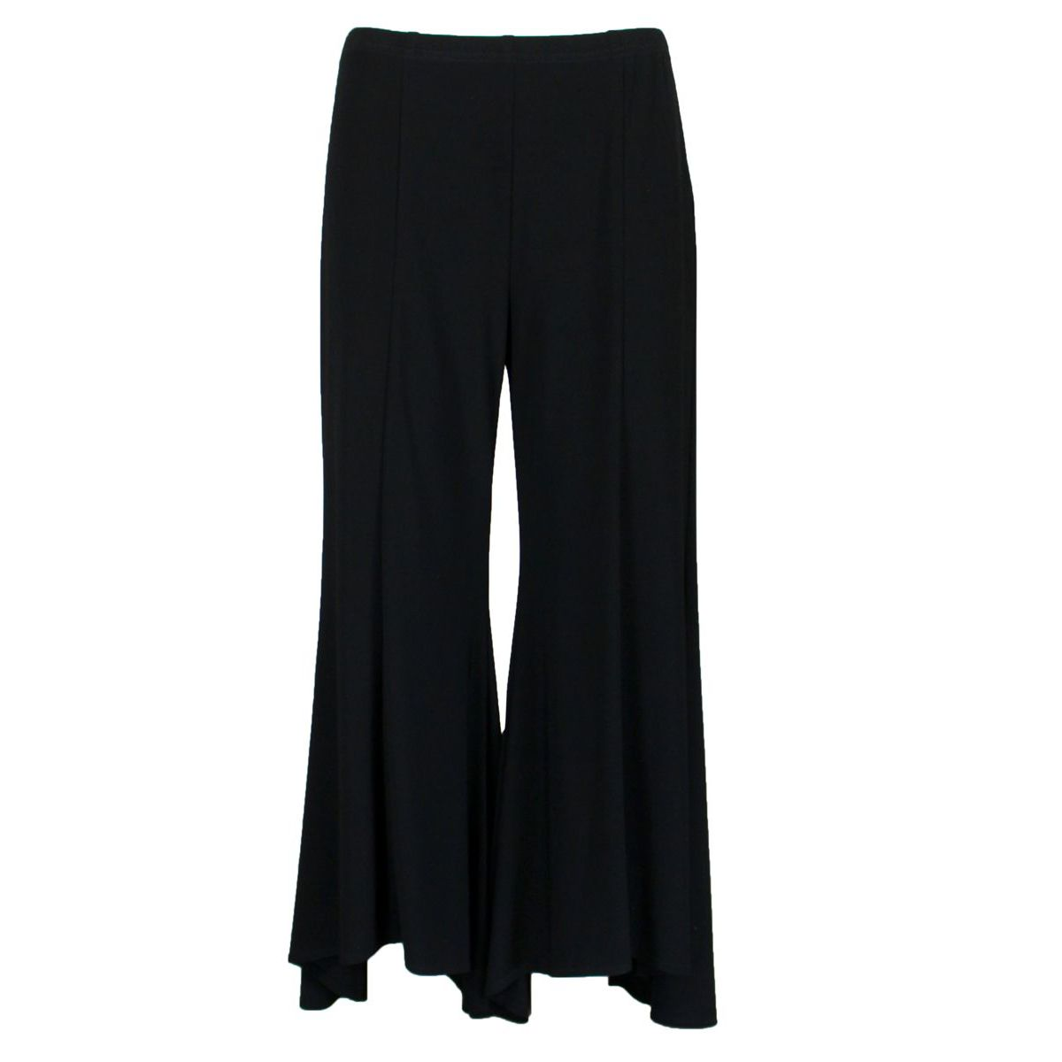 Wide trousers on the bottom Black JOSEPH RIBKOFF