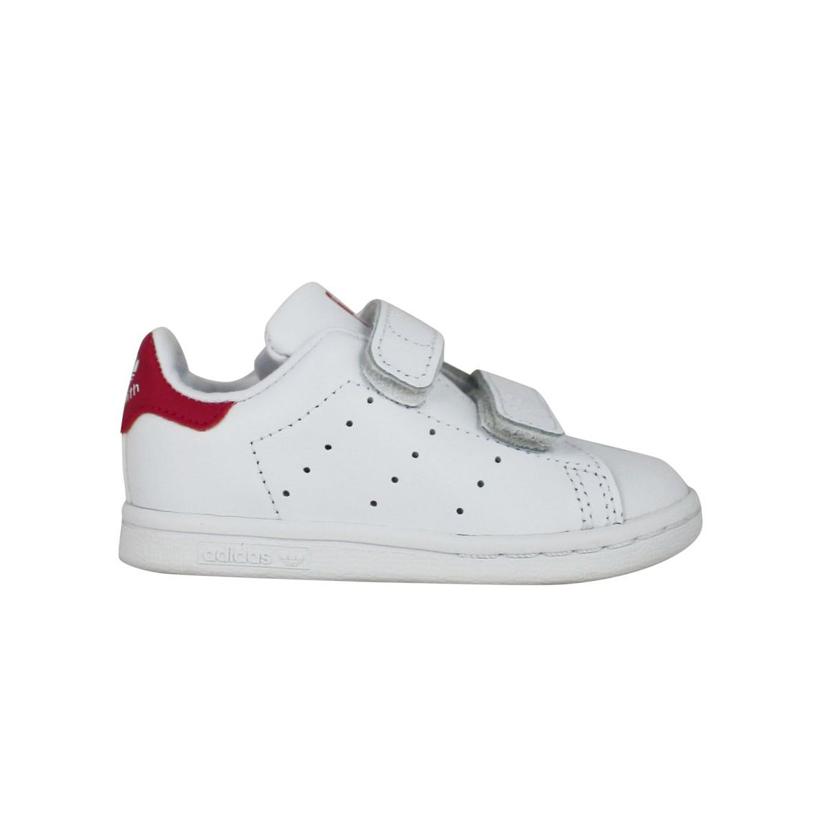 Sneakers Stan Smith with tears White / fuchsia Adidas