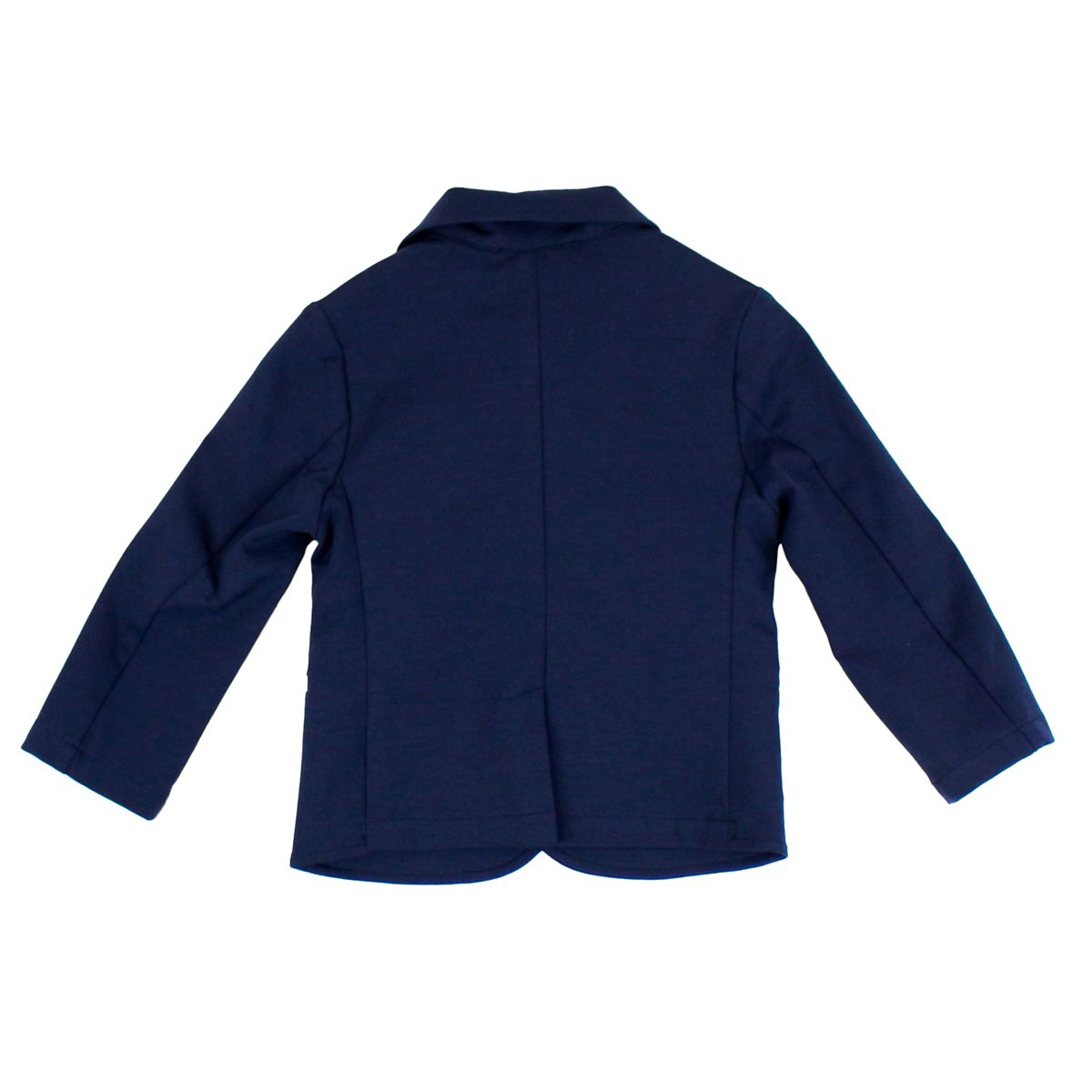 100% cotton baby jacket Blue BIKKEMBERGS