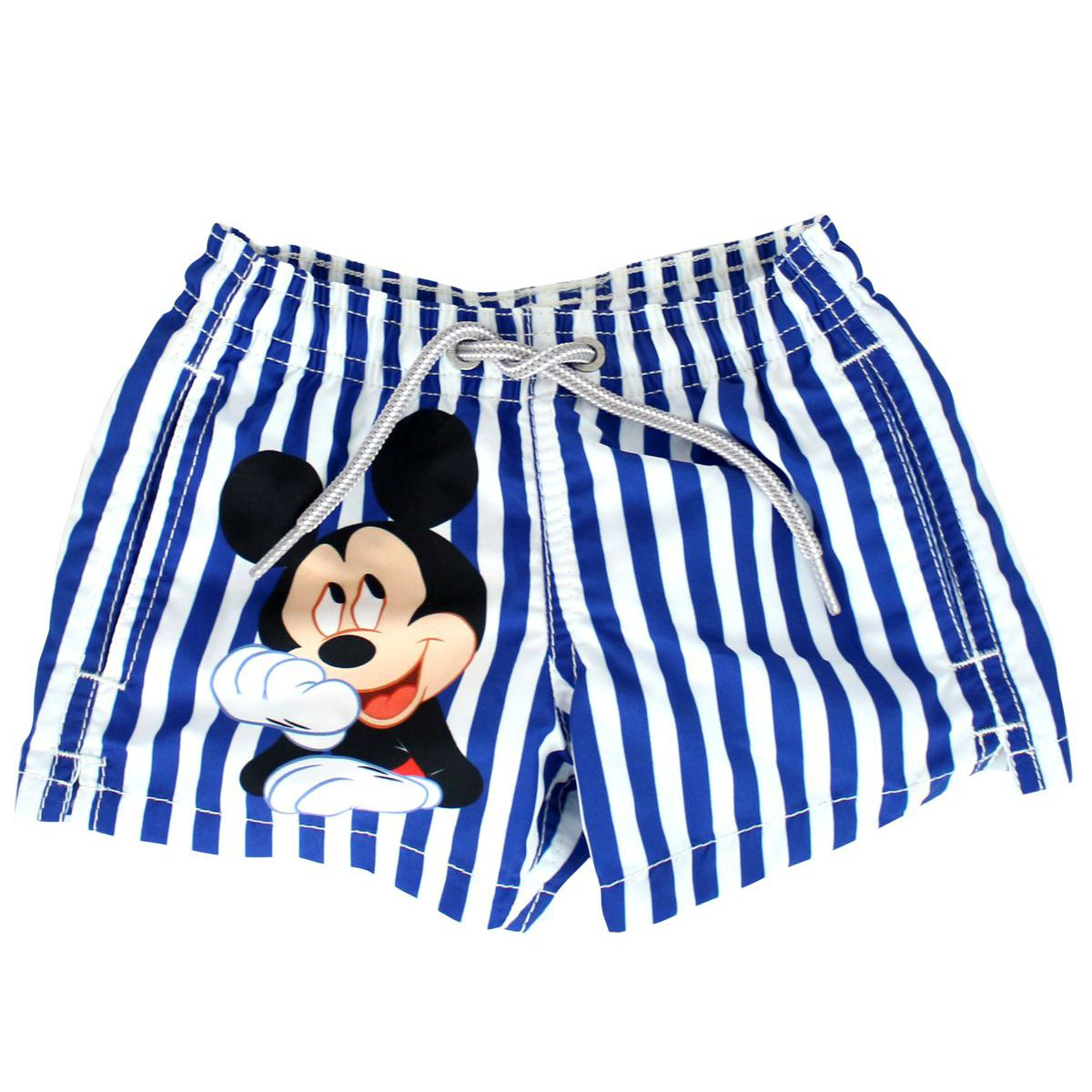 Jean Mickey Relax Costume Blue / white MC2 Saint Barth