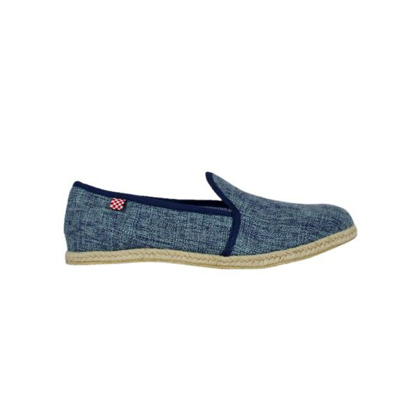 Striped cotton slip on Bluette MC2 Saint Barth