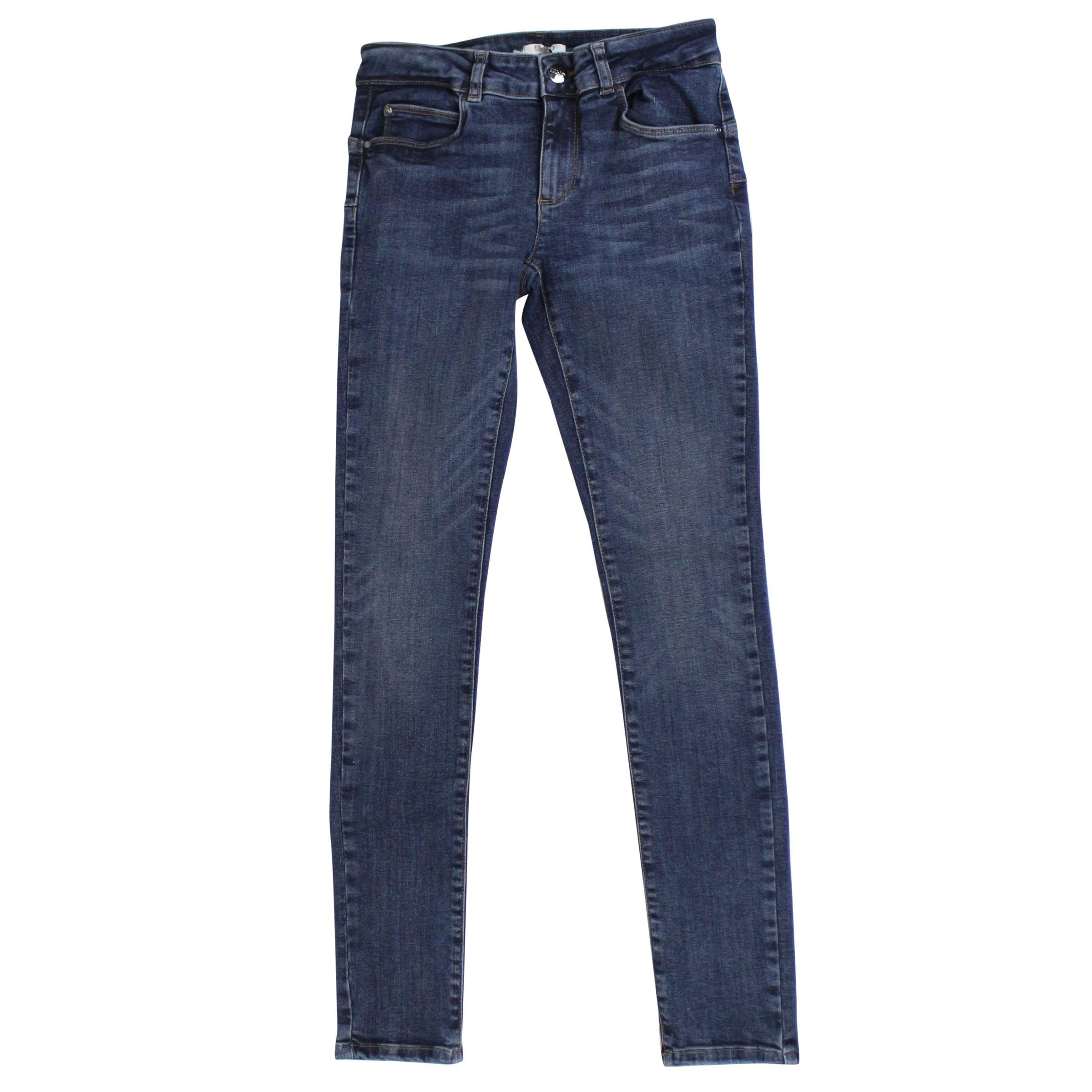 uk availability 8333b 2f82b Skinny jeans with glitter pocket Denim, Liu Jo g69043d4127 ...