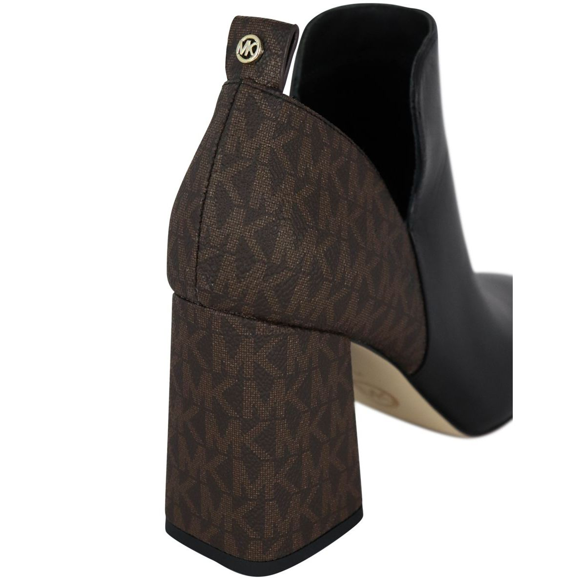 Bootie Dixon Brown / black Michael Kors