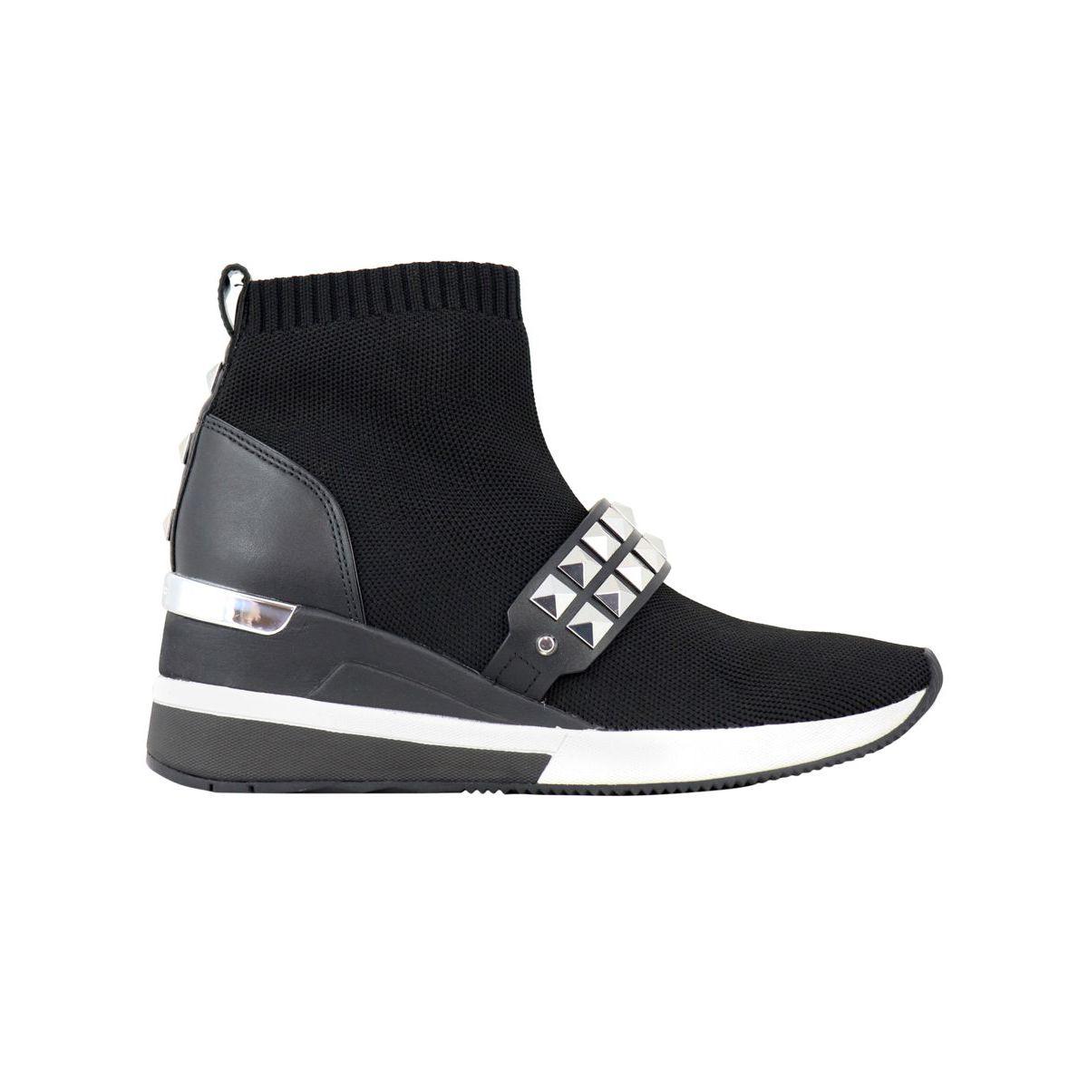 Skyler Bootie high-top sneakers Black Michael Kors
