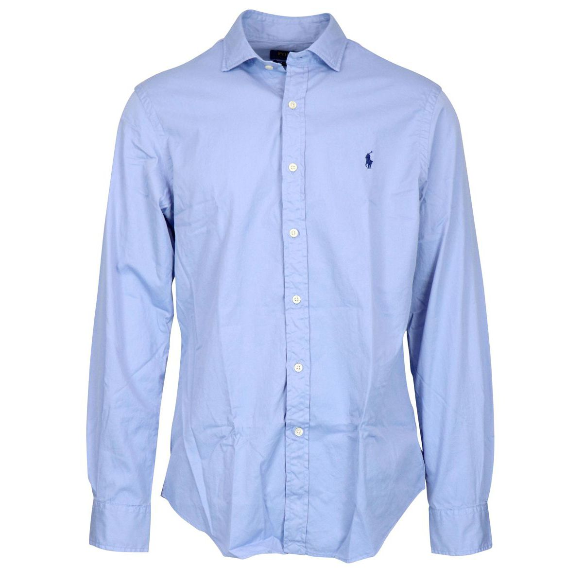 Slim French cotton twill shirt Heavenly Polo Ralph Lauren