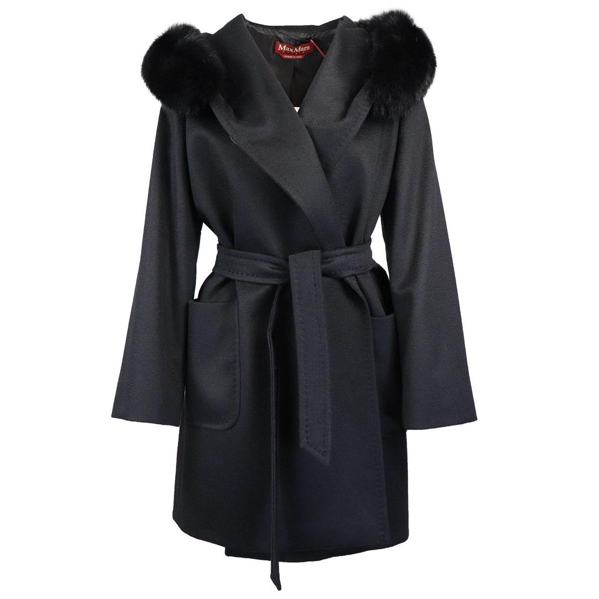 BREAK coat Black Max Mara