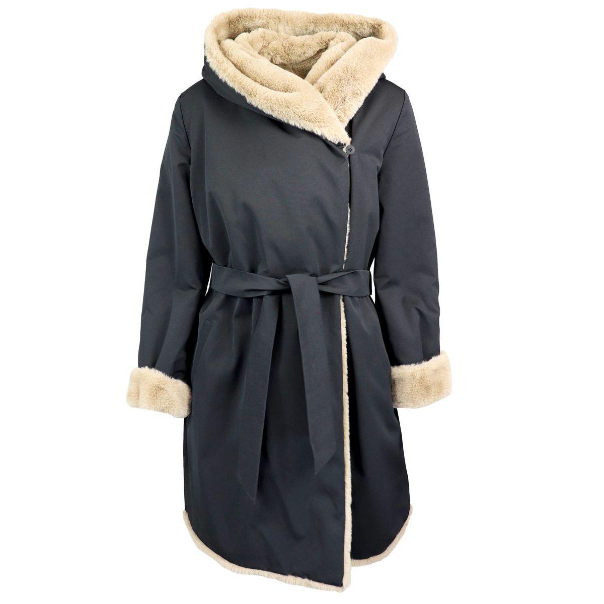 GATTO double coat Black / beige Max Mara
