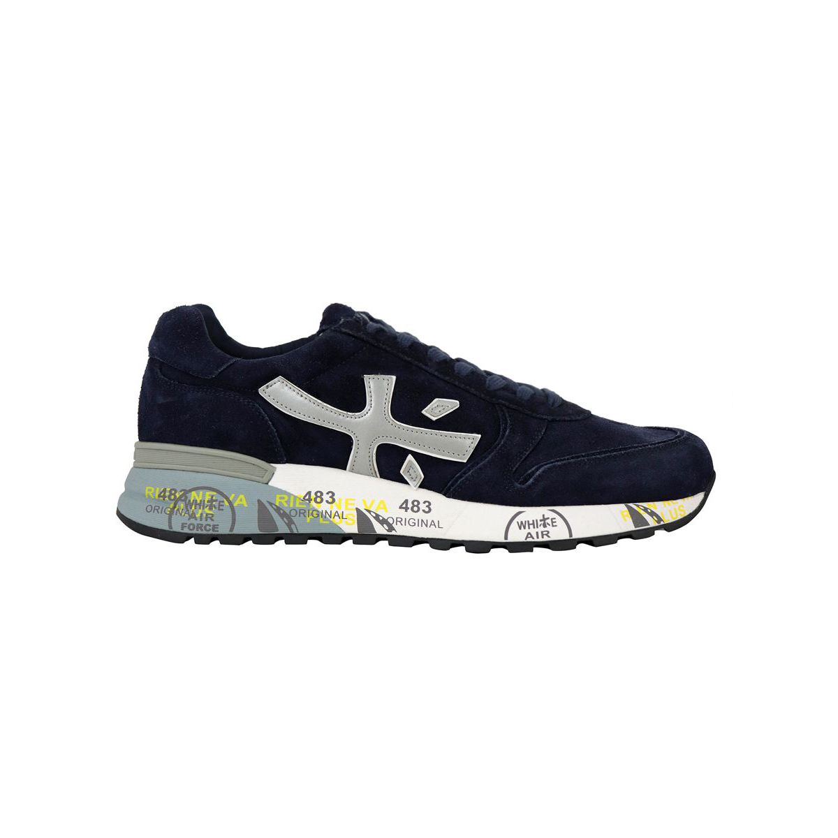MICK sneakers Blue Premiata