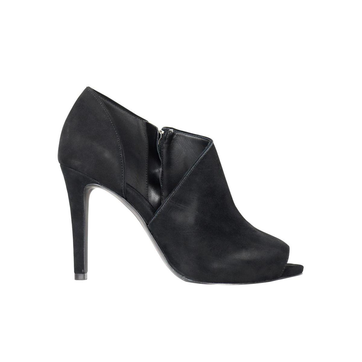 Elodie Bottie boots Black Michael Kors