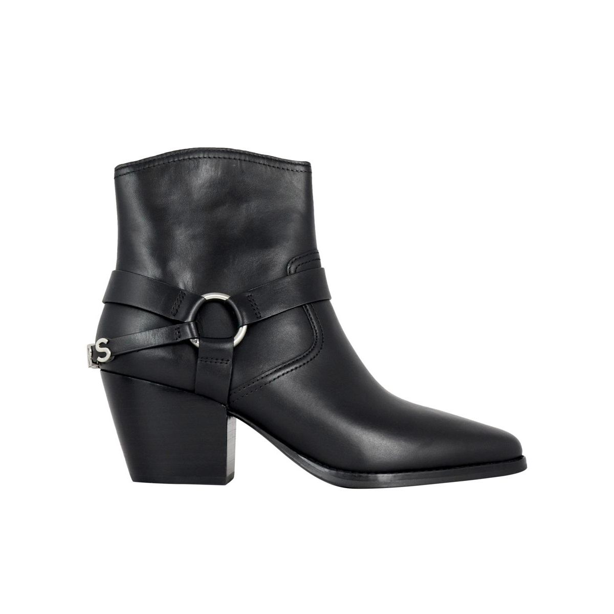 Bootie Goldie Black Michael Kors