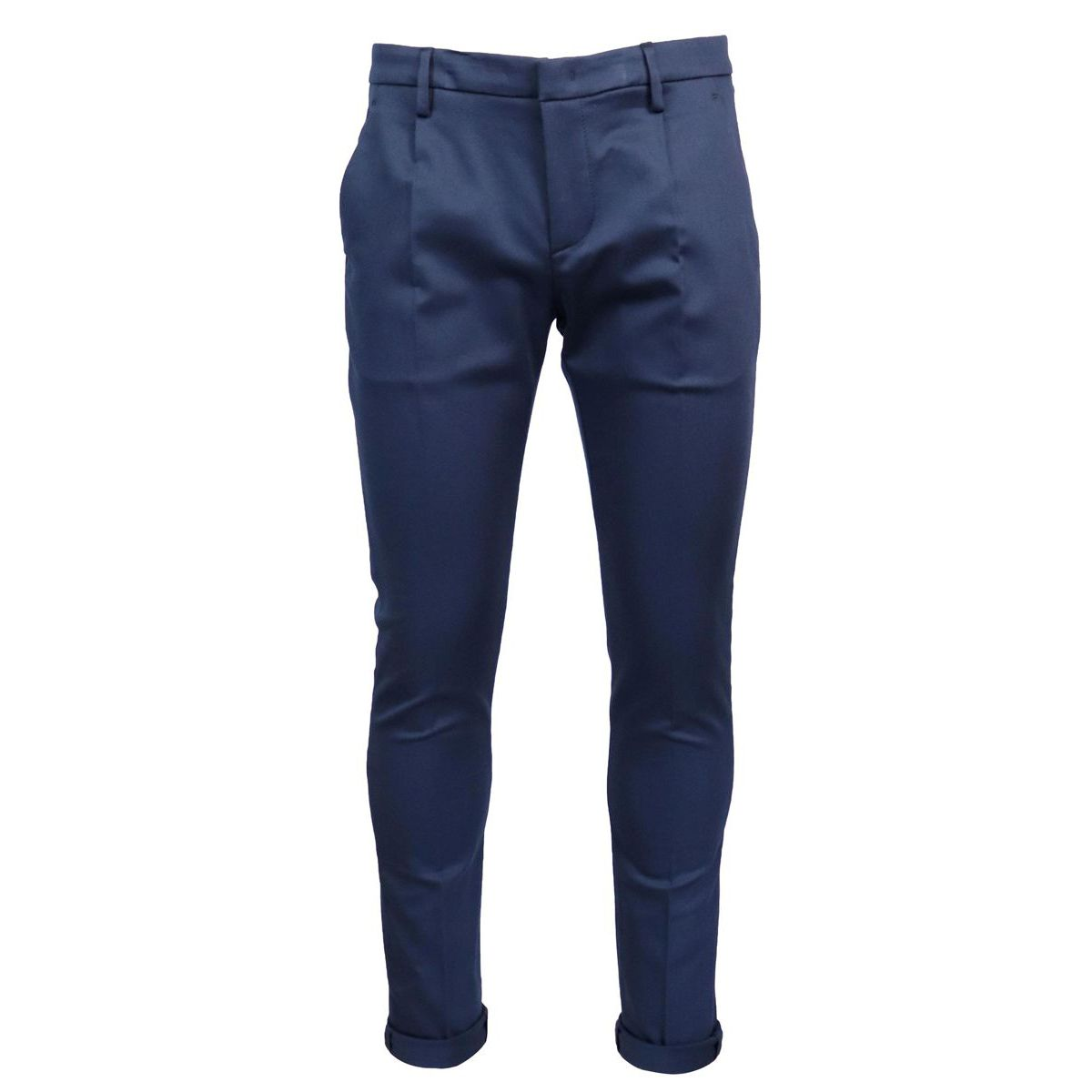 Gaubert trousers pocket america Blue Dondup