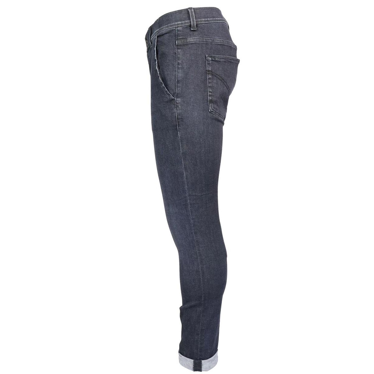 Konor skinny jeans with america pockets Black Dondup
