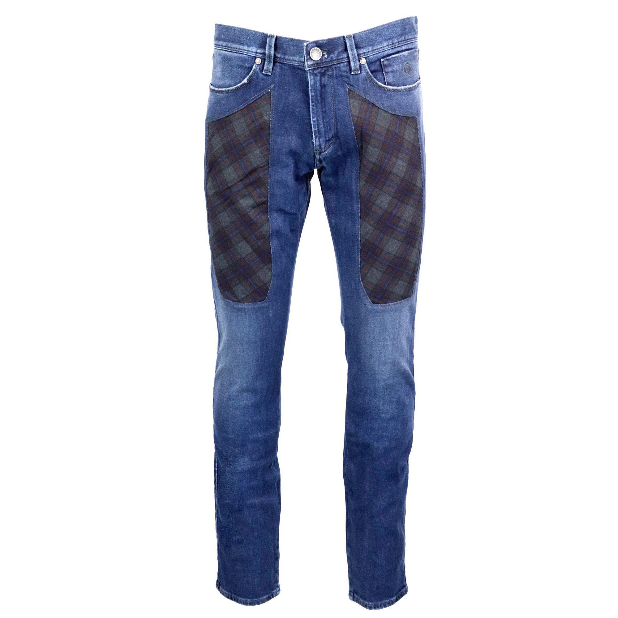 JECKERSON Jeans Slim Uomo