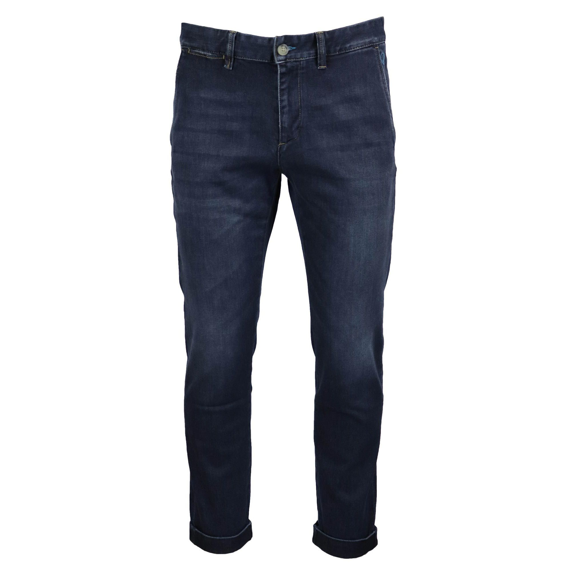 Jeans slim con tasche america 3Blend