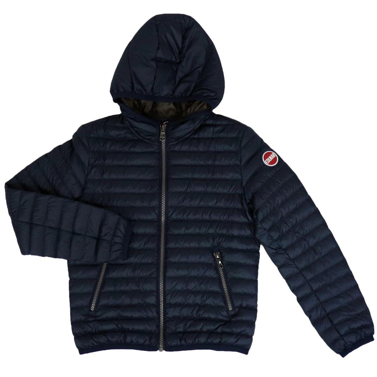 Floyd hooded jacket Blue Colmar