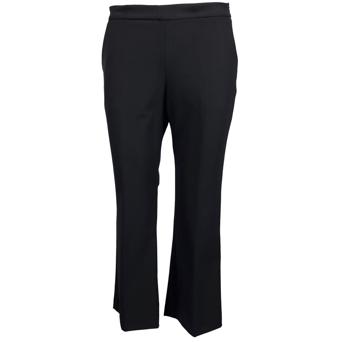 Wide trouser pockets on the bottom Black Maliparmi