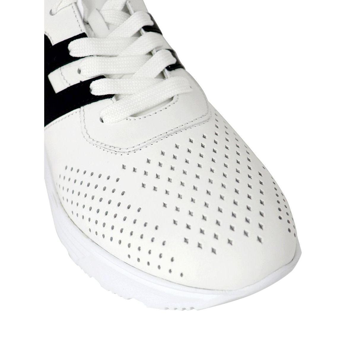 FONDO 443 sneakers White black Hogan