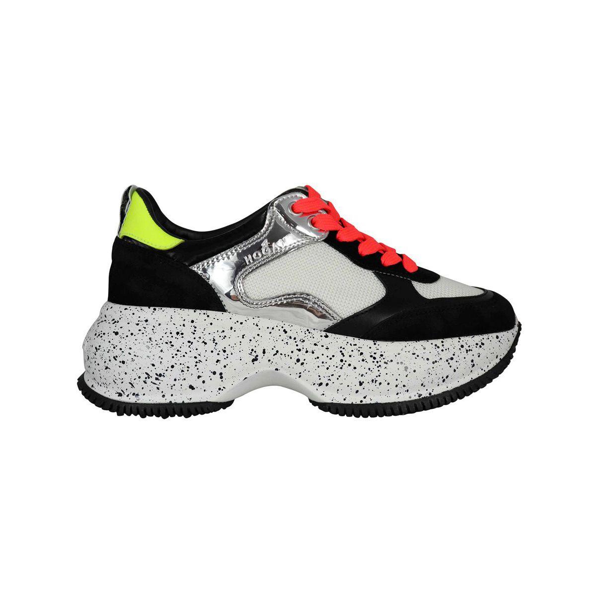 Maxi Active Marble H465 Sneakers Black / b.co Hogan