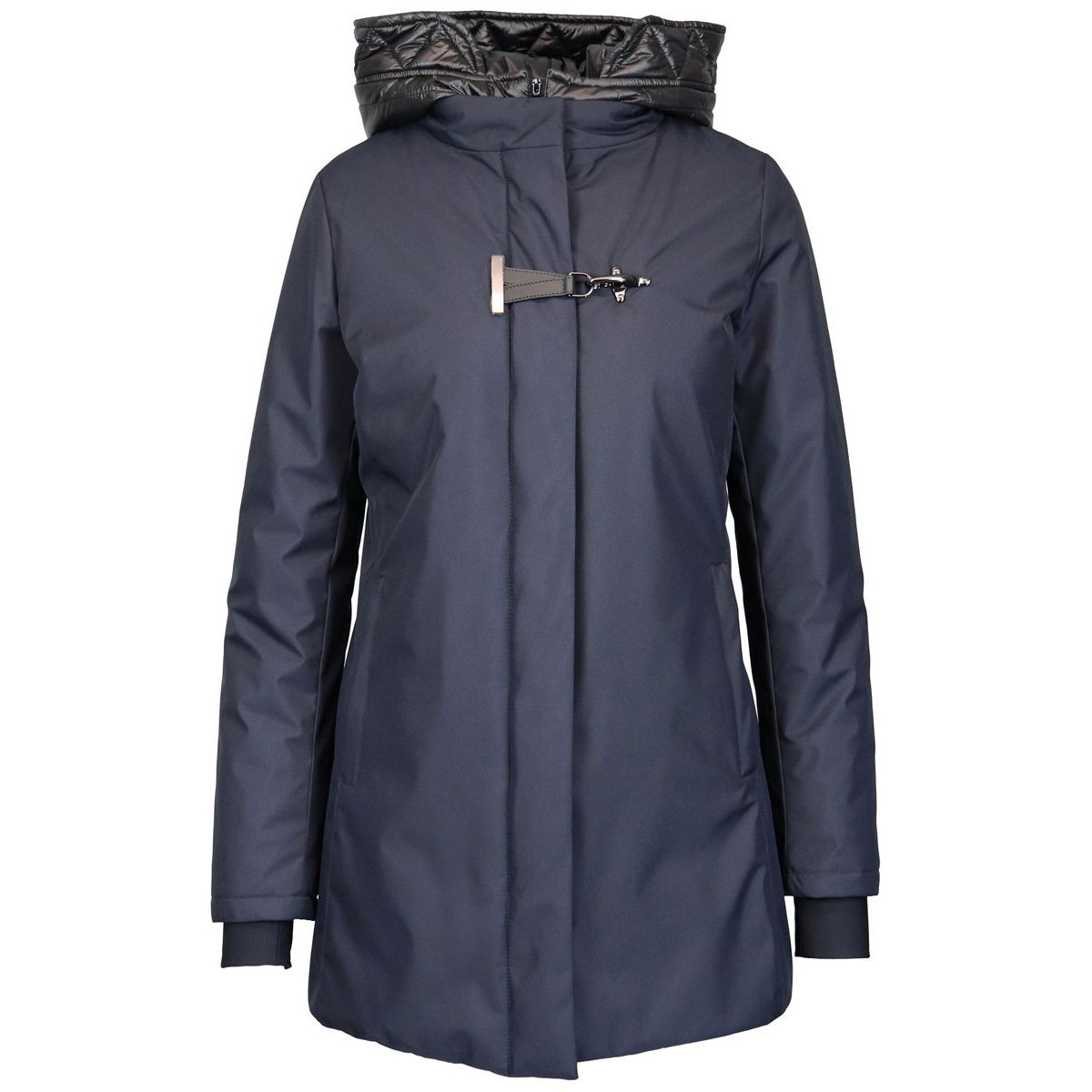 HEROES DOUBLE FRONT parka with detachable inserts Night blue Fay