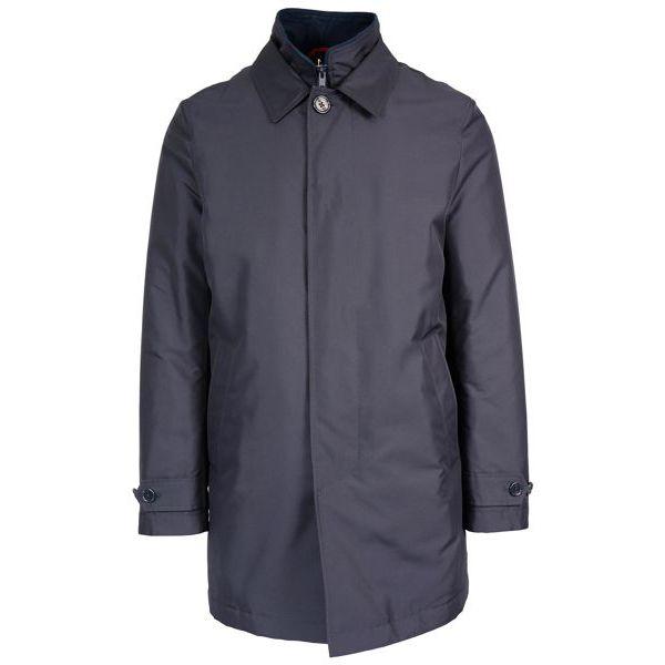 size 40 c692f 43c0c Cappotto Morning medio in nylon impermeabile con gilet