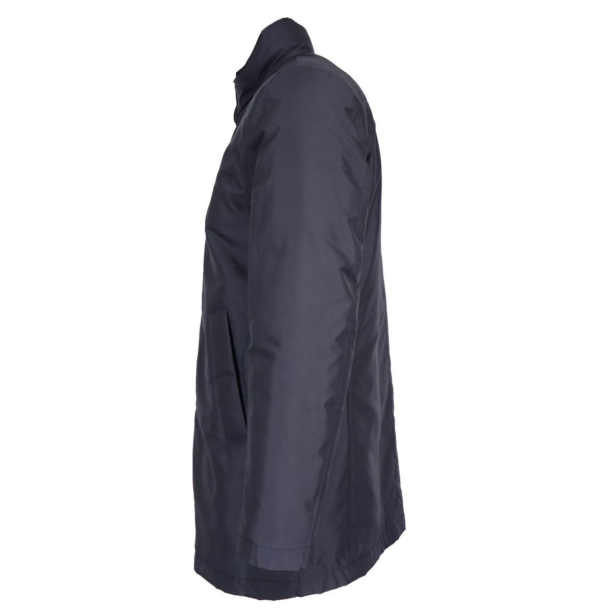 Redonyer jacket in waterproof nylon Blue Fay