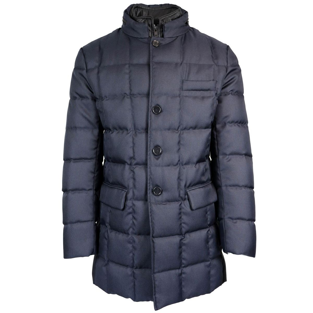 innovative design 21a6c b6670 Piumino in nylon impermeabile effetto lana con gilet