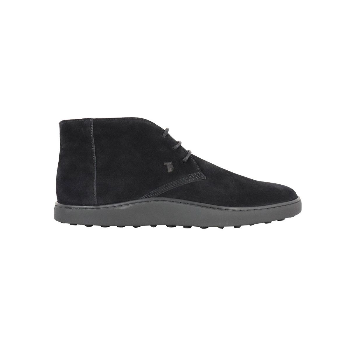 Casual ankle boot Black Tod's