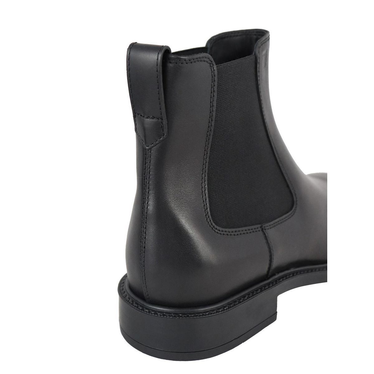 Elastic ankle boot Black Tod's