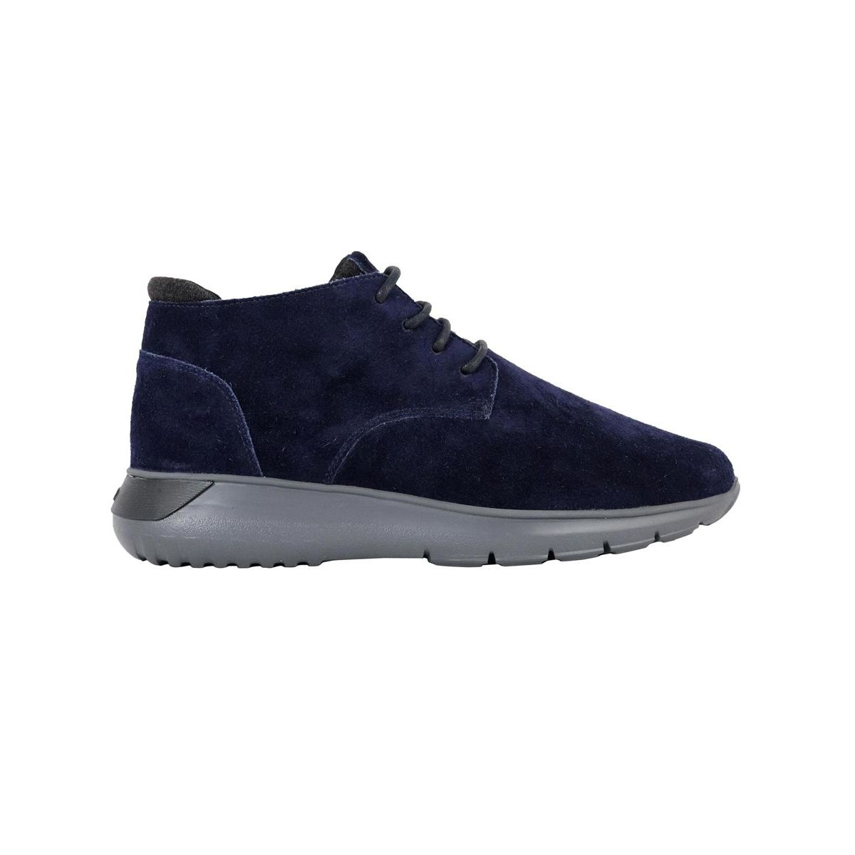 Interactive sneaker 371 DESERT BOOT Blue Hogan