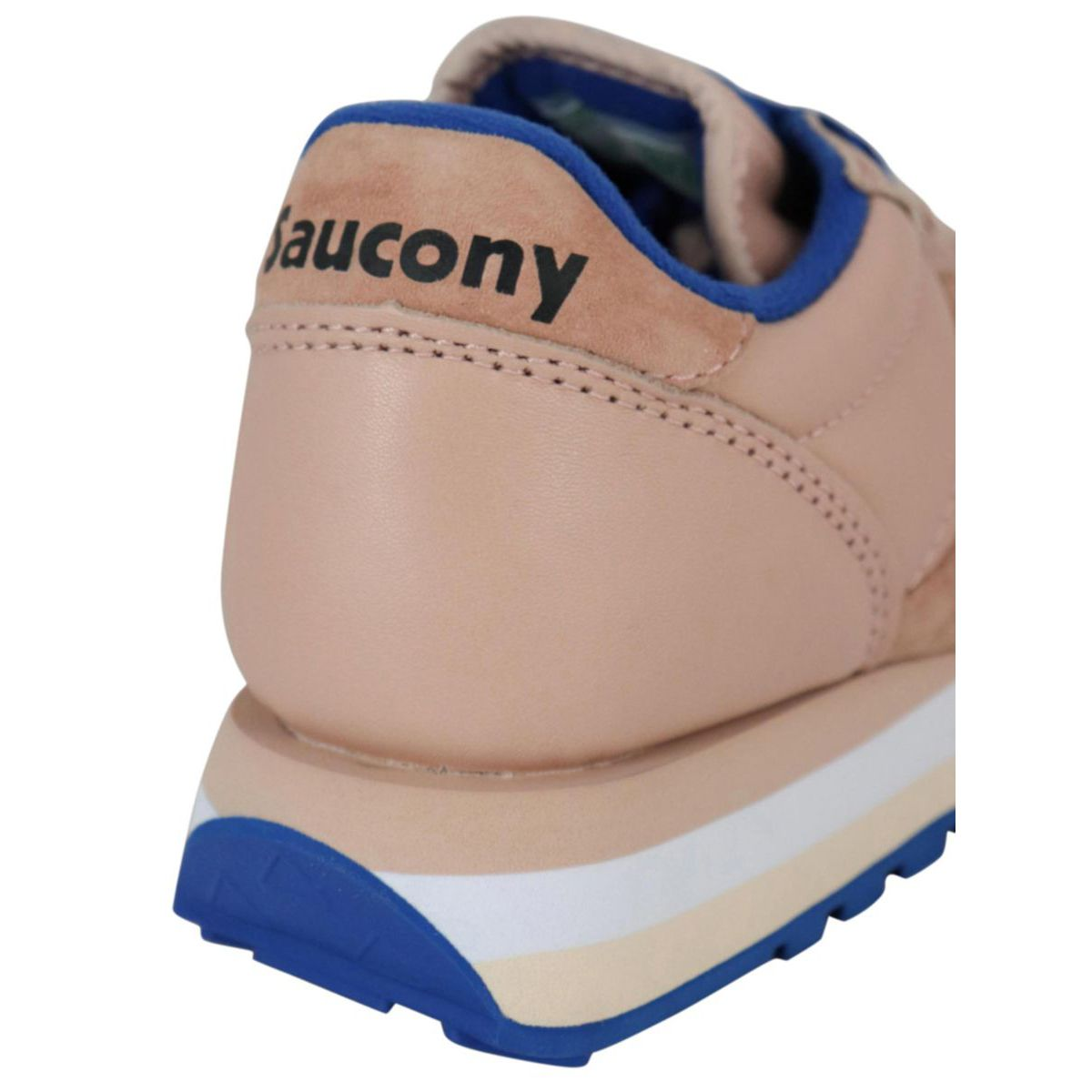 Triple Jazz sneakers in leather Rose Saucony