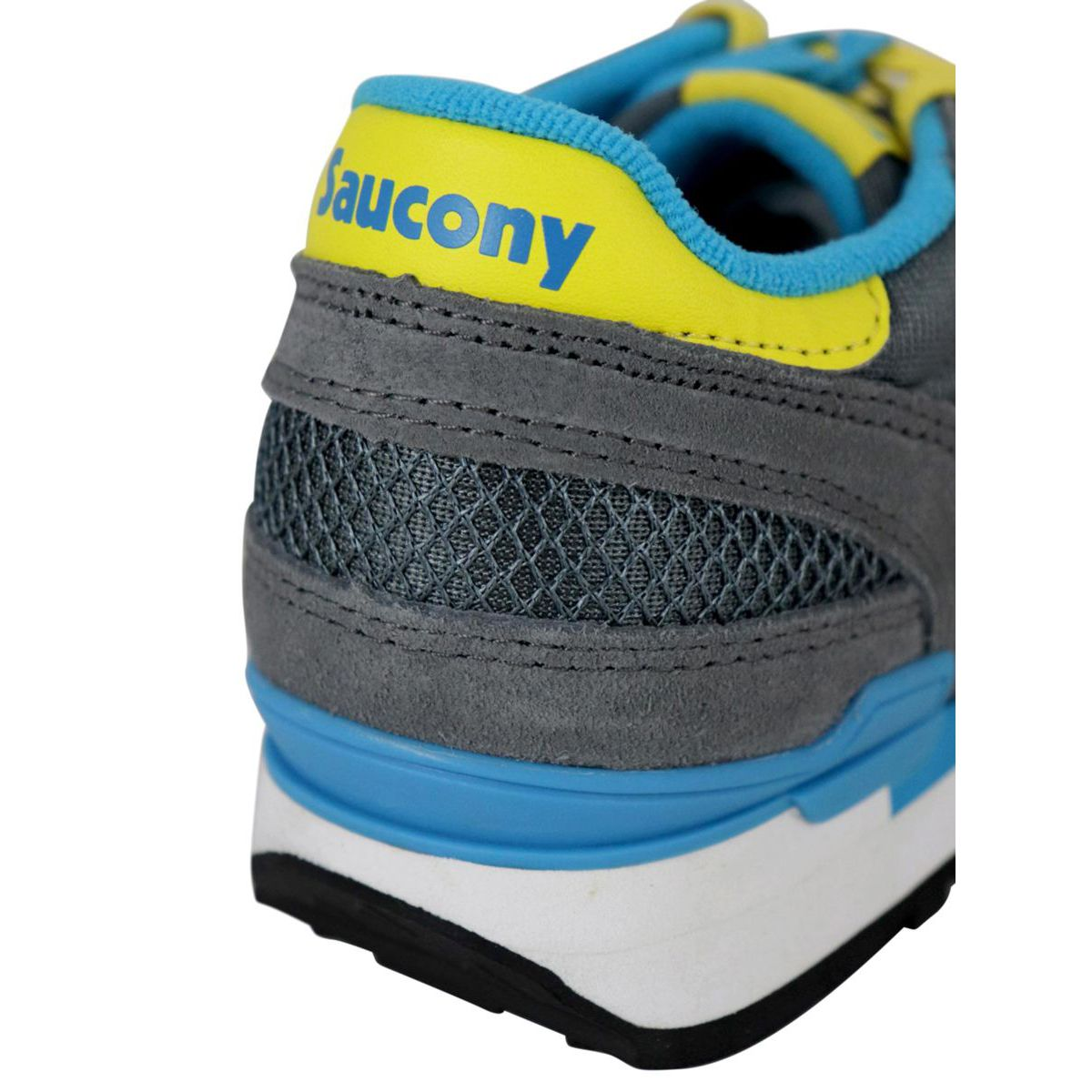 SK261569 SHADOW Gray / yellow Saucony