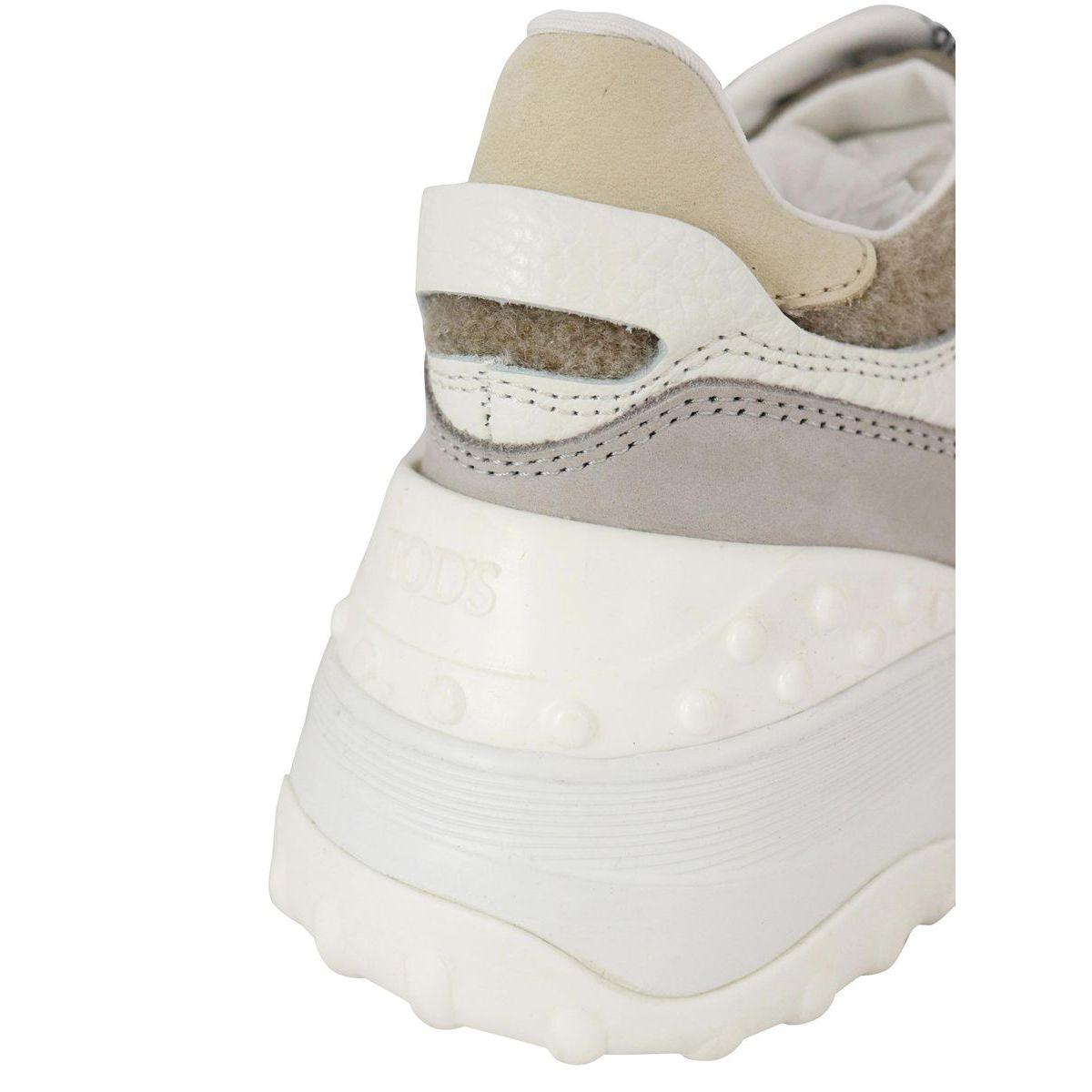 45B sports bottom sneaker White / ecru Tod's