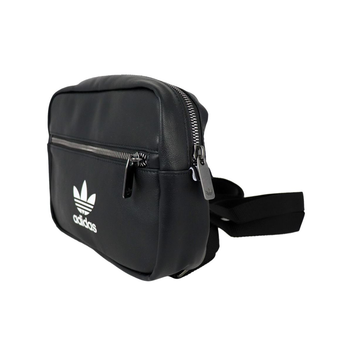 zippered pouch Black Adidas