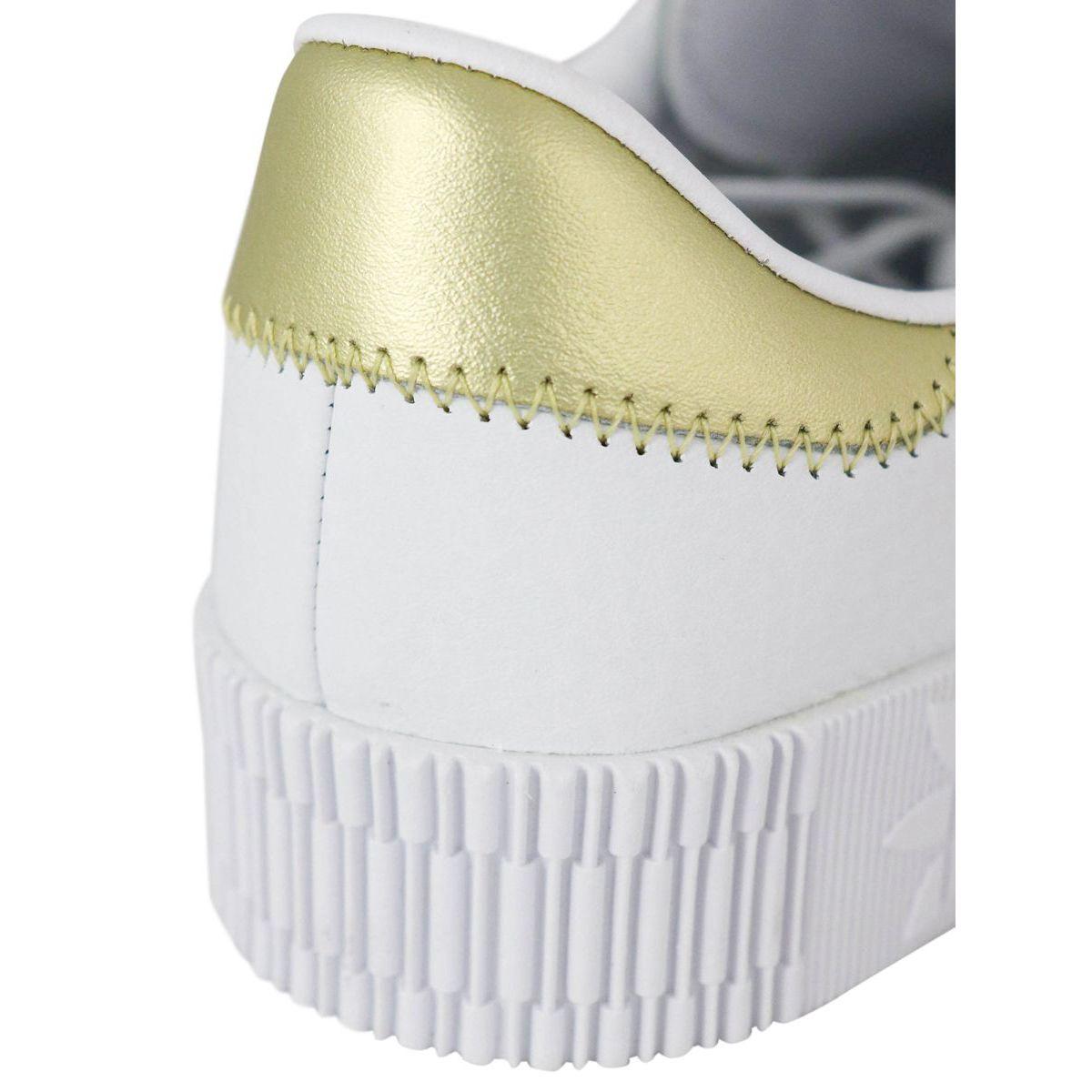 Sneakers EE4681 SAMBAROSE White / gold Adidas