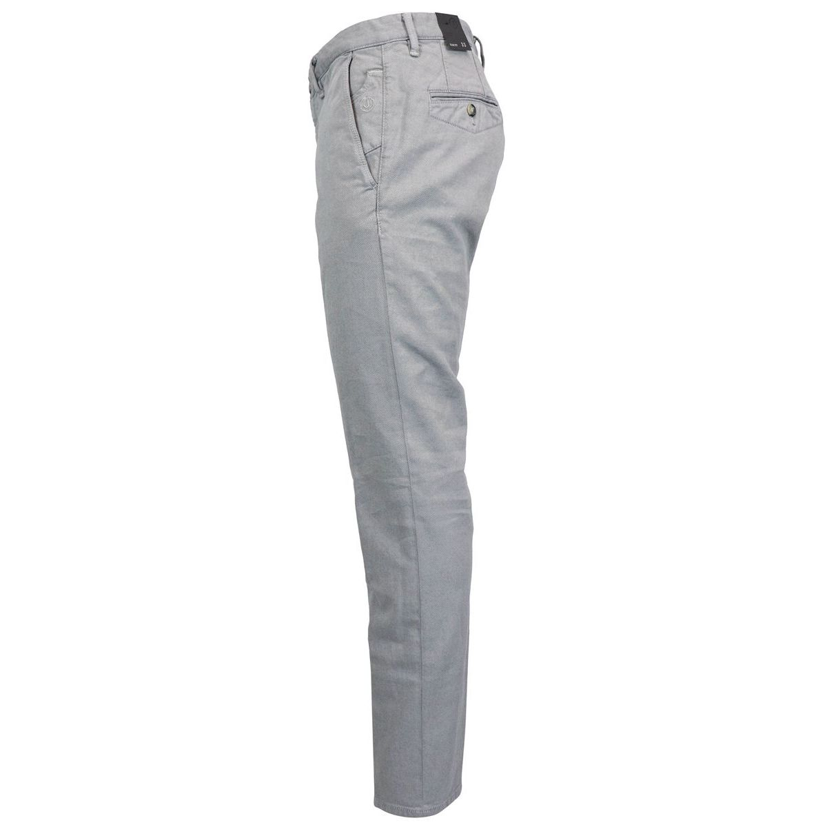 Cotton trousers with america pockets Grey Jeckerson