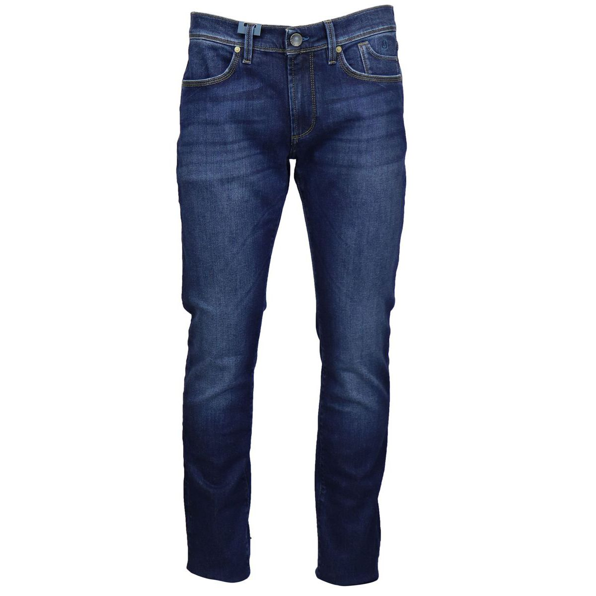 Slim 5-pocket jeans in dark denim Dark denim Jeckerson