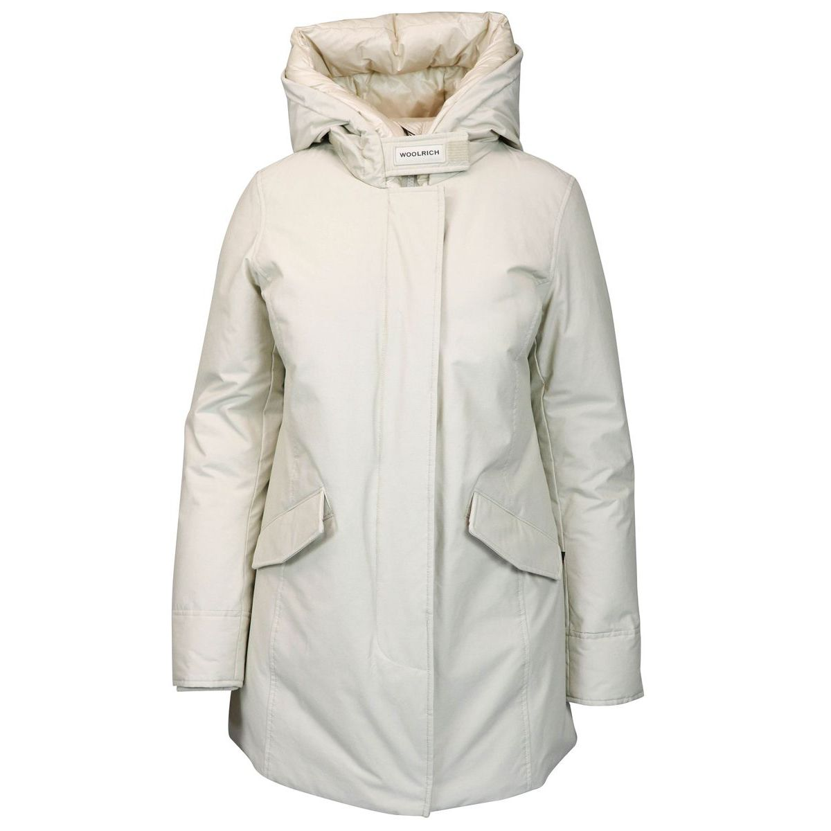 PARKA ARTIC with hood Off-white Woolrich